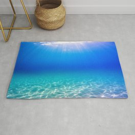 One Deep Breath Rug
