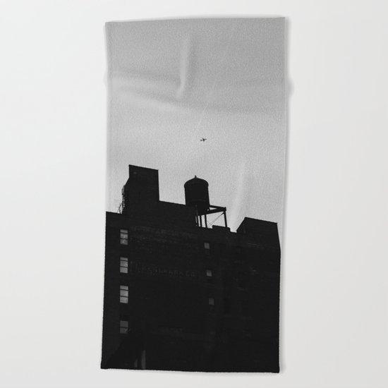 Chelsea Architecture III Beach Towel