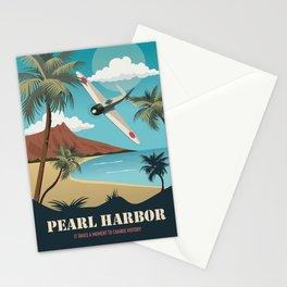 Pearl Harbor - Alternative Movie Poster Stationery Cards