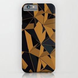 3D Futuristic GEO VI iPhone Case
