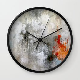 Morning Muse Wall Clock