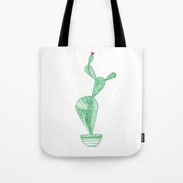 Cactus love Tote Bag