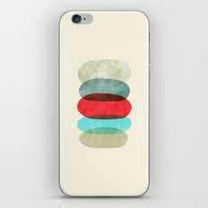 Underneath it all iPhone & iPod Skin