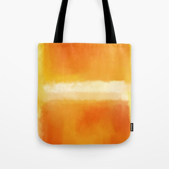 Mark Rothko Interpretation Tote Bag