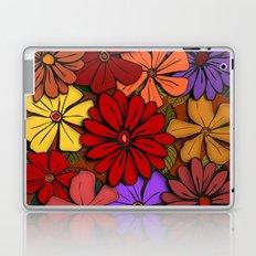 Flower Power #2 Laptop & iPad Skin