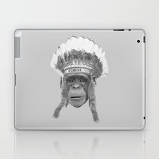 Indian Headdress Monkey Laptop & iPad Skin