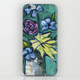Inspire Others Floral Phone Case iPhone Skin