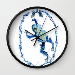 Phlegmatic  Wall Clock