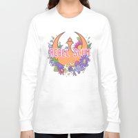 enerjax Long Sleeve T-shirts featuring Rebel Scum by enerjax