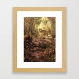 The Kin Framed Art Print