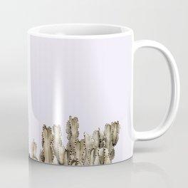 Metal Cactus Coffee Mug