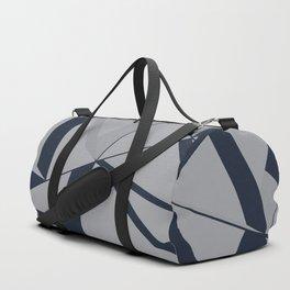 3D Futuristic GEO Lines X 14 Duffle Bag