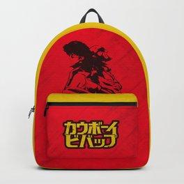 001b Cowboy bebop Red Backpack