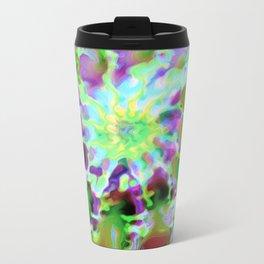 Abstract Dreamer Metal Travel Mug
