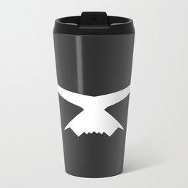 Never Peak, Soar Metal Travel Mug