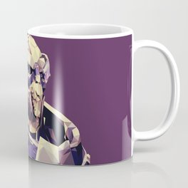Facets of Garrus Coffee Mug