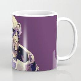 Facets of Garrus Coffee Mug