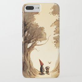 Wirt, Greg, and Beatrice iPhone Case