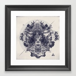 Neptunite Framed Art Print