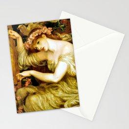 A Sea Spell Pre Raphaelite 1877 Dante Gabriel Rossetti 182 Stationery Cards