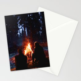 The Campfire Stationery Cards