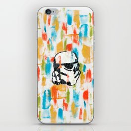 """Join the BRIGHT side.""  iPhone Skin"