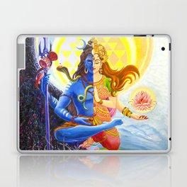 Shiva and Shakti Laptop & iPad Skin