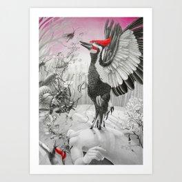 Scatter Art Print
