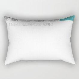 GI Joe Faded Rectangular Pillow