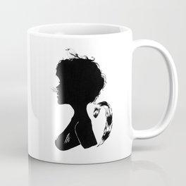 Birdie Silhouette Coffee Mug