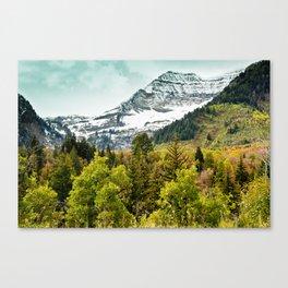 Sundance MTN Canvas Print
