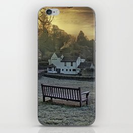 Loose Hill And Chequers iPhone Skin