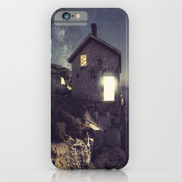Light of the Gas House iPhone Case
