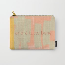 Ambience 028 tutto bene Carry-All Pouch