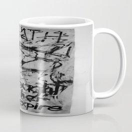 Kiss her flesh expire  Coffee Mug