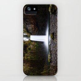 Abiqua Falls iPhone Case
