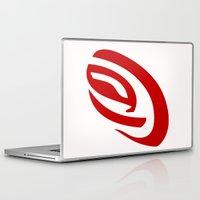 erotic Laptop & iPad Skins featuring Erotic Symbolism by IZ-Design