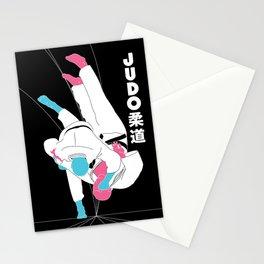 JUDO - UCHIMATA Stationery Cards