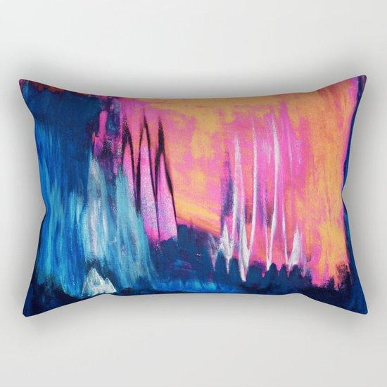 A magical place Rectangular Pillow