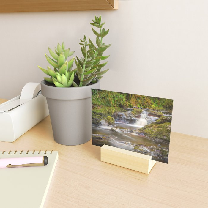 Glenariff Falls Mini Art Print