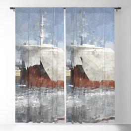 Edgar B Speer at West Pier Blackout Curtain