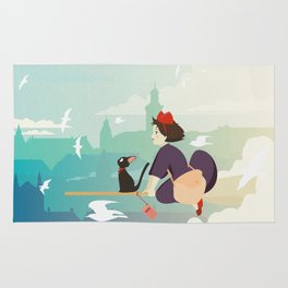 Delivery Service Rug