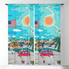 Orlando Sunrise Blackout Curtain