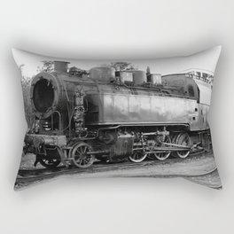 old steam locomotive 2 Rectangular Pillow