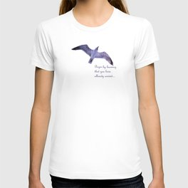 Seagull - quote T-shirt