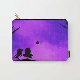 Gravity Falls - Purple Carry-All Pouch