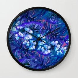 My Tropical Garden 7 Wall Clock