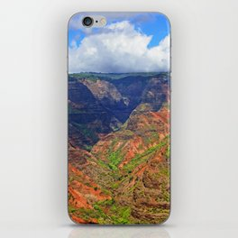 Grand Canyon of the Pacific iPhone Skin