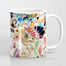 Mosaic of Barcelona VI Coffee Mug