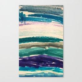 OceanVibes Canvas Print
